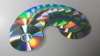 getlinkyoutube.com-17. Manualidades: Colgante decorativo (Reciclaje de CD) Ecobrisa.