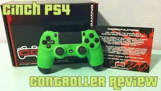 Cinch PS4 Controller [Unboxing/Review]