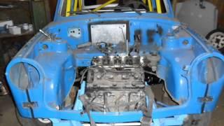 Trabant GSX-R 750 Part 1