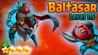 Monster Legends: BALTASAR - Level 1 to 115 + Combat PVP - Review