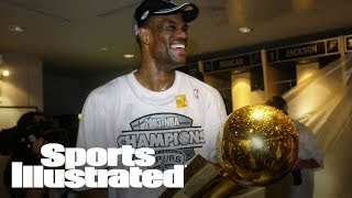 David Robinson Fills Out NBA Big Man Bracket & Has A Surprising Winner | SI NOW | Sports Illustrated
