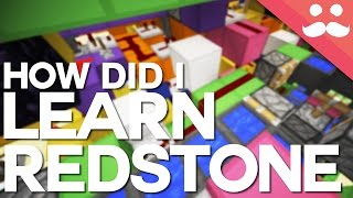 getlinkyoutube.com-How Did I Learn Redstone in Minecraft?