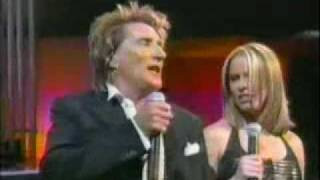 "getlinkyoutube.com-Vonda Shepard + Rod Stewart - ""This Old Heart Of Mine"" - live"