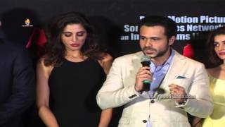 AZHAR Movie (2016) - Official Trailer Launch - Emraan Hashmi - Parachi - Lara Dutta - Azharuddin