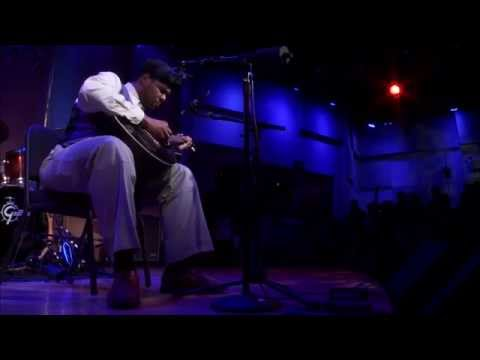 Jerron 'Blind Boy' Paxton: 'Motherless Child Blues,' Live At Gigstock In The Greene Space