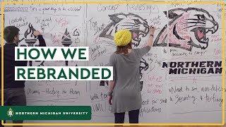 getlinkyoutube.com-Northern Michigan University - New Logo Information
