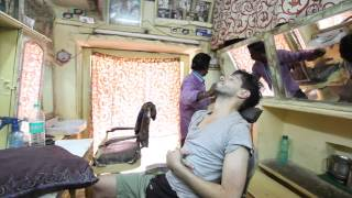 getlinkyoutube.com-World´s Greatest Head Massage - Part 18 / Baba's Indian Head Massage 2015, Pushkar