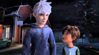 getlinkyoutube.com-Elsa and Jack Frost Anything you can do I can do better