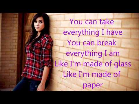 Demi Lovato - Skyscraper (Boyce Avenue &amp; Megan Nicole Acoustic Lyrics Cover)
