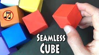 getlinkyoutube.com-Origami Seamless Cube (no music)