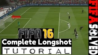 FIFA 16 Longshot Tutorial | Complete Guide