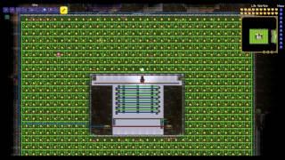 getlinkyoutube.com-Terraria: How to build Effective AFK Plantera Farms (Bonus: Quick Temple Raids)