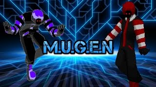 getlinkyoutube.com-♛Mugen♛ - The Will of Hades (1p) vs. Donald-R (12p)