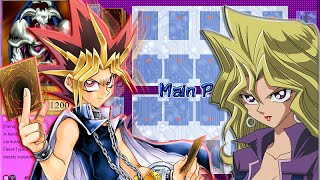 getlinkyoutube.com-Yu-Gi-Oh! Power of Chaos MAI. HARPIE'S WRATH (Yugi Vs Mai)