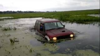 getlinkyoutube.com-Wiesiek  Mitsubishi  Pajero    OFF-ROAD    !!!!
