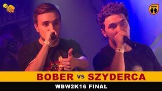 getlinkyoutube.com-bitwa BOBER vs SZYDERCA # WBW 2016 Finał # freestyle battle