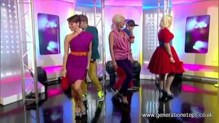 Steps Reunion: The Way You Make Me Feel live on This Morning
