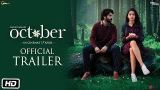 October | Official Trailer | Varun Dhawan | Banita Sandhu | Shoojit Sircar