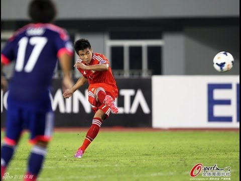 AFC U19 Championship:China U19 2-1 Japan U19