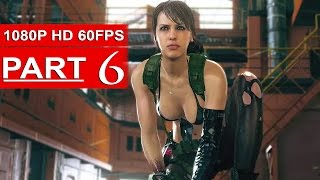 getlinkyoutube.com-Metal Gear Solid 5 The Phantom Pain Gameplay Walkthrough Part 6 [1080p HD 60FPS] - No Commentary