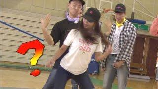 getlinkyoutube.com-Gary & Hyorin, 19+ couple dance! 《Running Man》런닝맨 EP439