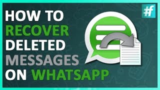 getlinkyoutube.com-How To Recover Deleted Messages On Whatsapp