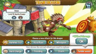 getlinkyoutube.com-Dragon City: Apache Dragon Battle & Skills