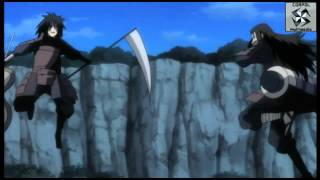 getlinkyoutube.com-HASHIRAMA vs MADARA Sub Español