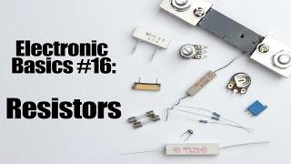 getlinkyoutube.com-Electronic Basics #16: Resistors
