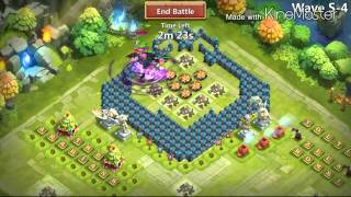 getlinkyoutube.com-Castle Clash : HBM ( S ) MUST WATCH