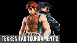getlinkyoutube.com-Tekken Tag Tournament 2: Jin & Hwoarang