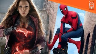 Scarlet Witch & Spider-Man Team-up film YES PLEASE width=