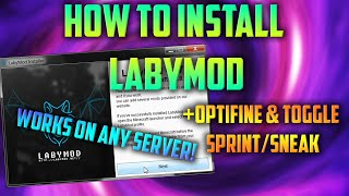 getlinkyoutube.com-How to Install LabyMod For Minecraft 1.8.8 VERY EASY! (2016)