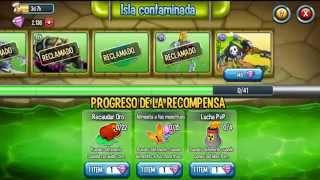 getlinkyoutube.com-Monster Legends - Isla Contaminada [9/9] Dr. Hazard | FINAL