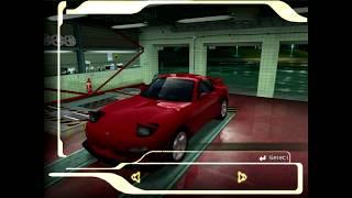 Street Racing Syndicate gameplay + BOOBS!