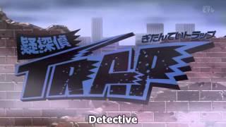 Anime Bakuman Opening Detective Trap with Lyric