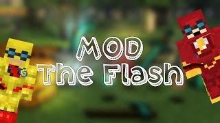 getlinkyoutube.com-Mod The Flash - Minecraft PE 0.12.3/0.12.x