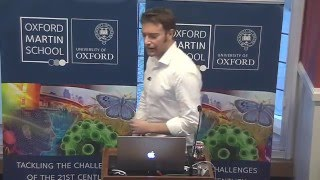 The dawn of quantum technology' with Prof Simon Benjamin