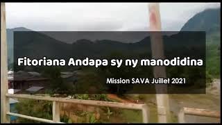 Akon'ny fitoriana Andapa sy ny manodidina_25 sy 26 juillet 2021