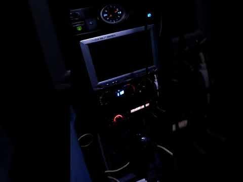 Беспроводная подсветка рулевых кнопок ч2