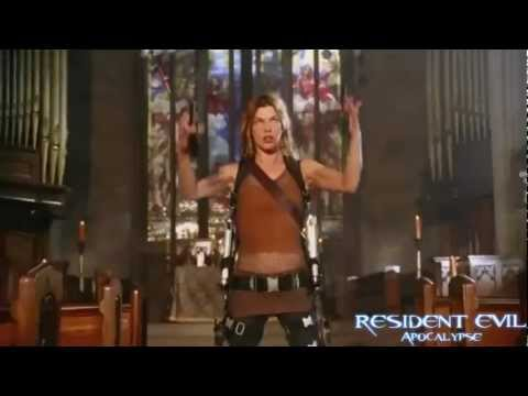 RESIDENT EVIL 5 : Retribution - Trailer Movie 1,2,3,4,5 [HD]
