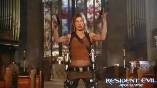 getlinkyoutube.com-RESIDENT EVIL 5 : Retribution - Trailer Movie 1,2,3,4,5 [HD]
