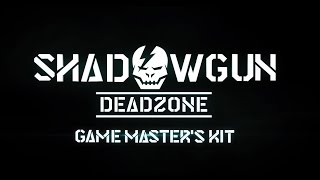Shadowgun DeadZone Game Master's Kit per iOS e Android