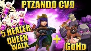 getlinkyoutube.com-Ela continua top!!! PTzando CV9 QueenWalk+GoHo com 5 Curadoras!!!
