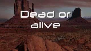 getlinkyoutube.com-Wanted Dead or Alive Lyrics