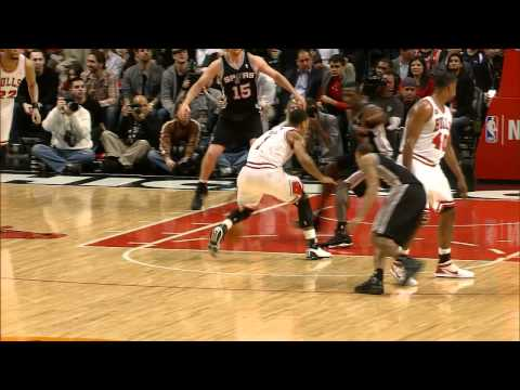 Derrick Rose's Career Night