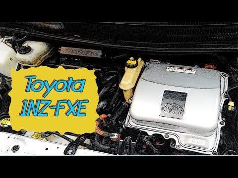 Двигатель Toyota Prius 1.5 (1NZ-FXE) - Есть Ли Жизнь После 200 тыс.км?