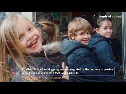 King's Infant School Chamartín - Virtual Tour Video