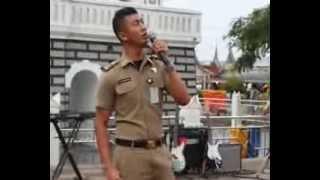 Stand up comedy Bang Tabo Kampus Sumbar