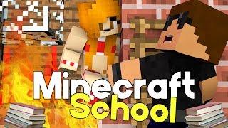 getlinkyoutube.com-Goodbye Forever | Minecraft School [S3: Ep.4 Minecraft Roleplay Adventure]